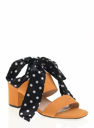 Ipekyol Topuklu Ayakkabı Hardal